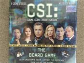 NEW CSI: CRIME SCENCE INVESTIGATION BOARD GAME FACTORY SEALED NIB